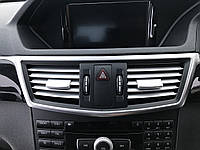 Воздушный дефлектор салона центральный Mercedes e-class w212 A2129051900