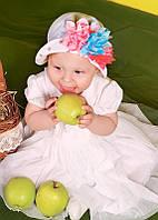 Детская панама для девочки оптом АВЕЛИЯ р.42-44-46