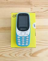 """Мобильный телефон AELion A300 Green  зеленый (копия Nokia 3310) (2SIM) 1,8"""" оригинал Гарантия!"""
