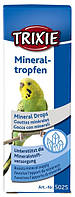 Витамины Trixie Mineral-tropfen для птиц, минералы, 15мл