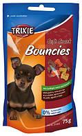 Витамины Trixie Soft Snack Bouncies для щенков, с птицей, бараниной и желудком,75г, 31493