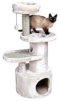 Когтеточка Trixie Alessio Scratching Post, для кошек, светло-серая, 111см