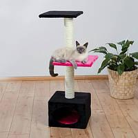 Когтеточка Trixie Badalona Scratching Post, для кошек, 109см бежевая