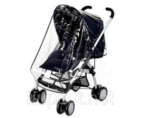 Дождевик ПВХ для прогулочной коляски Baby Tilly