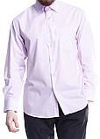 """Светло-сиреневая рубашка с длинным рукавами """"Каштан"""", фото 2"""