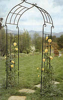 Кованая арка для роз №2