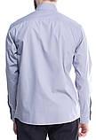 Мужская рубашка серого цвета, фото 3