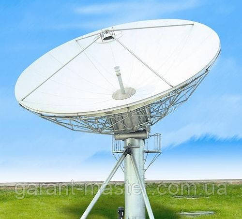 Настройка спутниковых антенн в Харькове