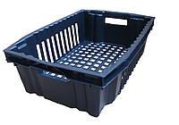 Ящик для овощей 600x400x180, черный