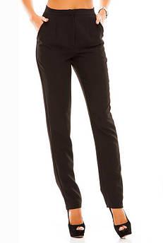 Черные брюки для офиса Сислей
