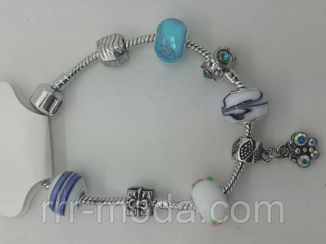 купить нежные браслеты Pandora оптом