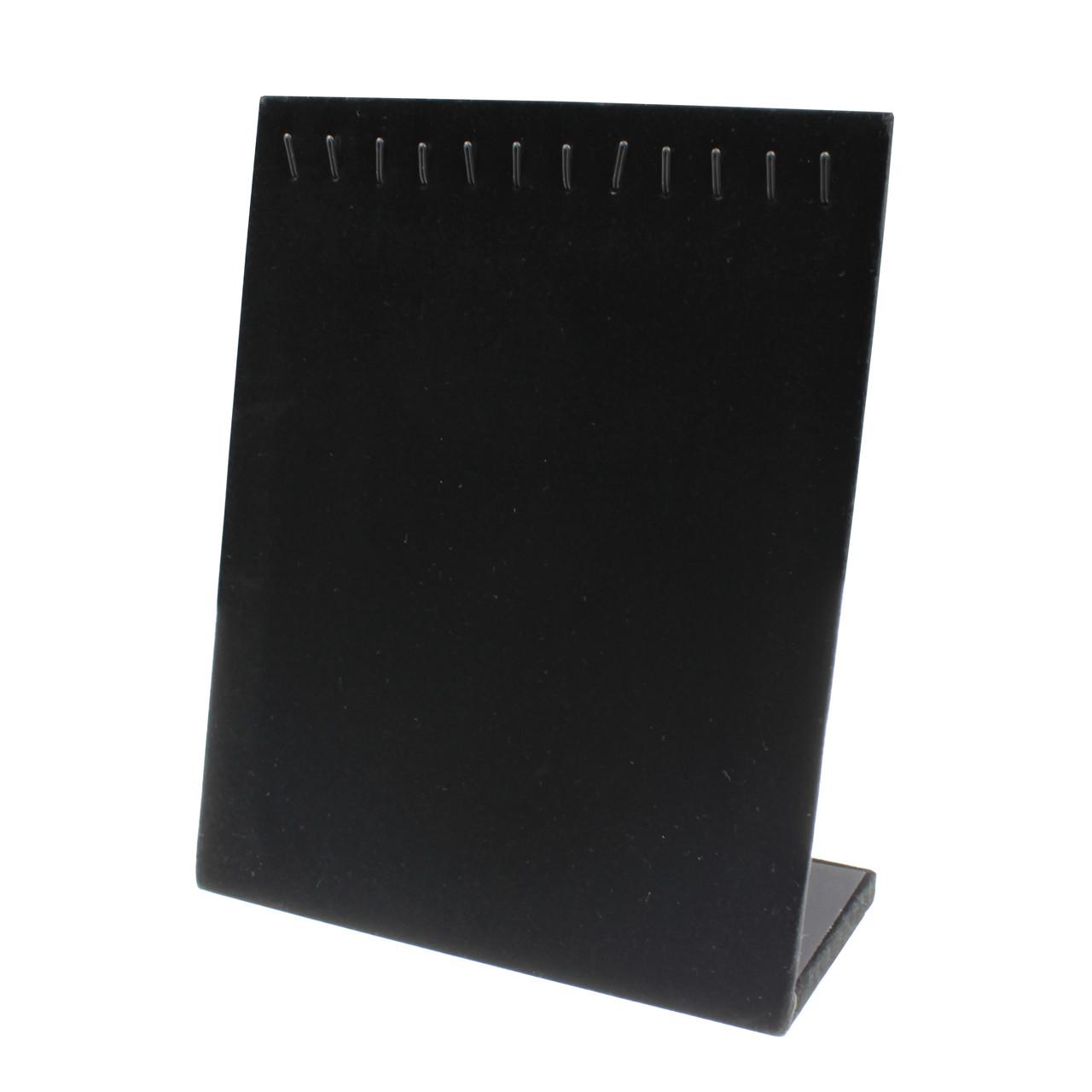 Подставка L для браслетов черная