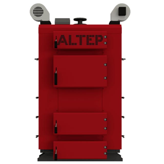 ALtep Trio (КТ-3Е) 150 кВт Котел на твердом топливе длительного горения до 48 часов