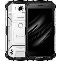 "Неубиваемый смартфон Doogee S60 Lite silver IP68 серебро (2SIM) 5,2"" 4/32Гб 8/16МП 3G 4G оригинал Гарантия!"