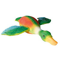 Утка латекс Trixie, c оригинальным звуком, 30см