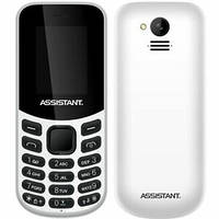 "Мобильный телефон Assistant AS-101 Dual Sim White (2SIM) 1,77"" 64 МБ+SD 0,08 Мп Гарантия! (ПРЕДОПЛАТА 100%)"