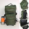Рюкзак армейский Тактик размер 55x38x25, фото 4