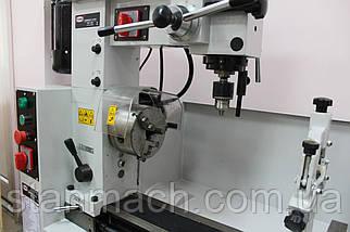 Proma SKF-800 комбинированный токарно-фрезерный станок, фото 3
