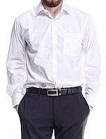 Мужская рубашка белого цвета