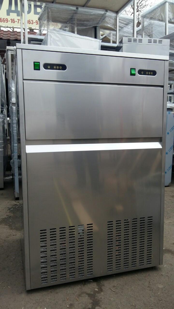 Льдогенератор кубикового льда Vector IM-80AS (80 кг/час)