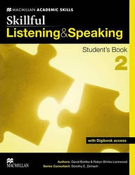 Skillful: Listening and Speaking 2 Student's Book with Digibook access