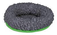 Лежак для хомяка Trixie, меховой, 16,5х15,5см