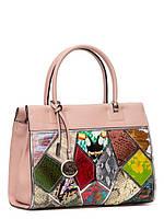 Шикарная итальянская сумка из натуральной кожи в 2х цветах ZL-1394, фото 1