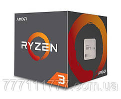 Процессор AMD Ryzen 3 1200 3.1GHz/8MB, sAM4 BOX (YD1200BBAEBOX) оригинал Гарантия!