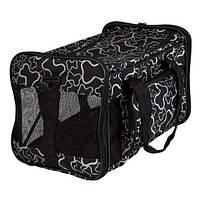 Сумка-переноска с косточками для собак Trixie Adrina, 42*27*26см, до 7 кг