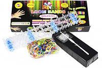 Маленький набор резиночек для плетения Loom Bands 600 шт