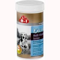 Витамины 8 in 1 Excel Multi Vit-Senior, для пожилых собак, 70табл.