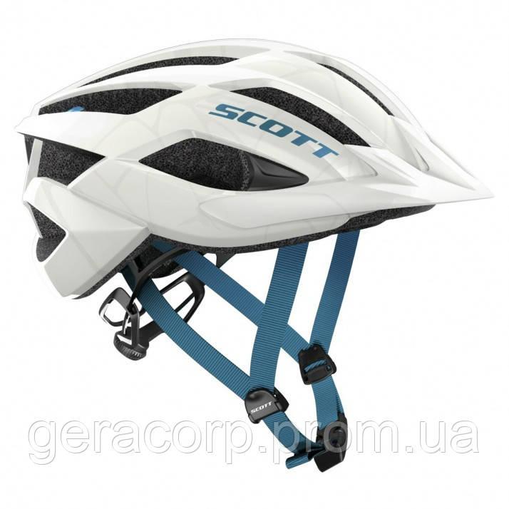 Велосипедная каска SCOTT ARX MTB  белая