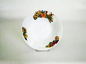 Салатник Мельница 15х4.5 керамика