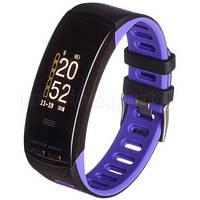 Фитнес-браслет GARETT Fit 23 GPS  черно-фиолетовый