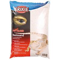 Наполнитель-песок белый д/террариума Trixie 5 кг