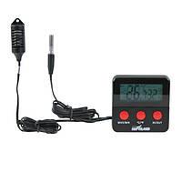 Термометр-гигрометр электр. с сенсором Trixie д/терр