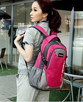 Спортивный рюкзак. Современные рюкзаки. Модный рюкзак. Рюкзаки унисекс (мужские и женские). Код: КРСК38, фото 1