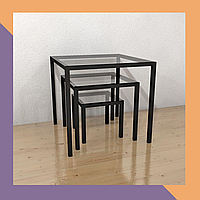 Мебель для торгового зала для одежды и обуви металлическая сварная