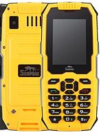 """Мобильный телефон Snopow M2 Yellow желтый 2.4"""" Гарантия!"""