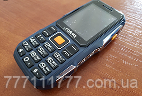 """Мобильный телефон Forme D111 Blue (2SIM) 2.8"""" Гарантия!"""