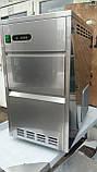 Льдогенератор кубикового льда Vector IM-25AS (25 кг/сут), фото 2