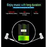 Беспроводные bluetooth наушники Hongsund X3 HD Stereo Heavy Bass магнитные, фото 8