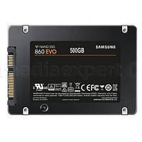 SSD-накопитель SAMSUNG 860 EVO Sata 500GB SSD (mz-76e500b/я)
