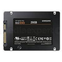 SSD-накопитель SAMSUNG 860 EVO Sata 250GB SSD (mz-76e250b/я)