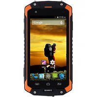 "Защищенный смартфон Land Rover Discovery (Guophone) V9 orange оранжевый IP67 4.5"" 2/16ГБ 0,3/8Мп 3G Гарантия!"