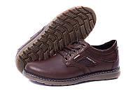 Мужские кожаные туфли Kristan , фото 1