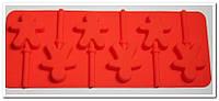 Форма для Лоллипопсов (конфета на палочке)Человечек