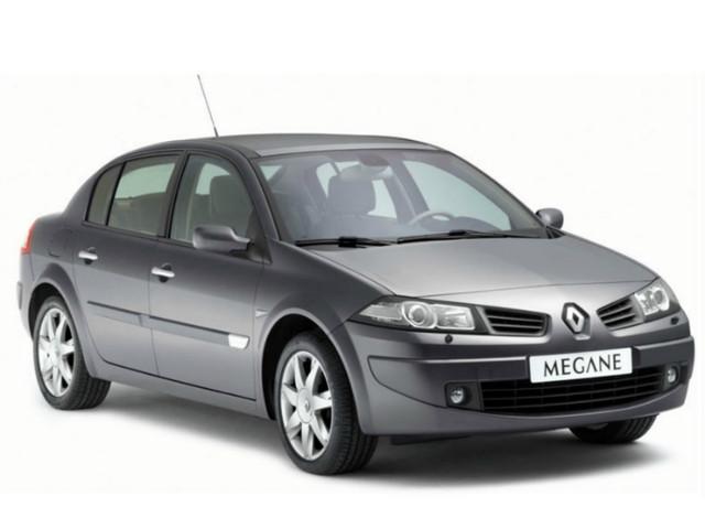 Оптика Renault megane