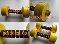Женские гантели для фитнеса 4 кг. каждая, пара 8 кг. 2 шт