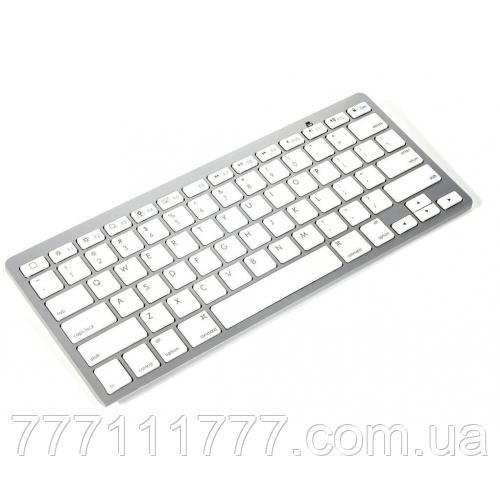 Беспроводная клавиатура AT-3950 bluetooth для планшетов, смартфонов и ПК Гарантия!
